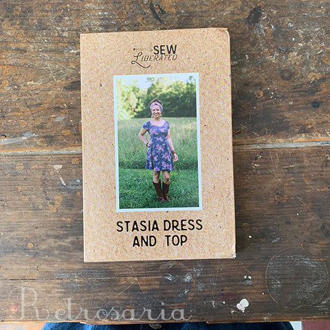 Sew Liberated Stasia Dress and Top Paper Pattern