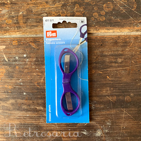 Tesoura articulada Prym foldable scissors