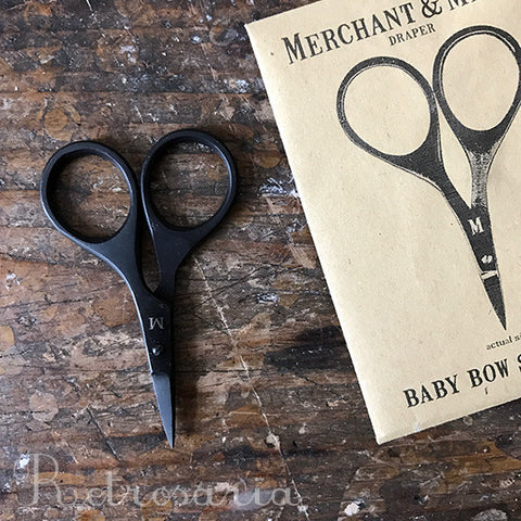 Tesoura pequena Merchant & Mills Baby bow scissors
