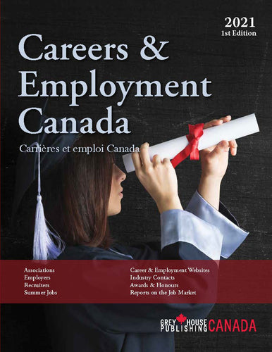 CAREERS & EMPLOYMENT CANADA 2021