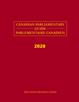 CANADIAN PARLIAMENTARY GUIDE 2020