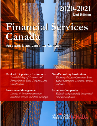 FINANCIAL SERVICES CANADA 2020 - 2021