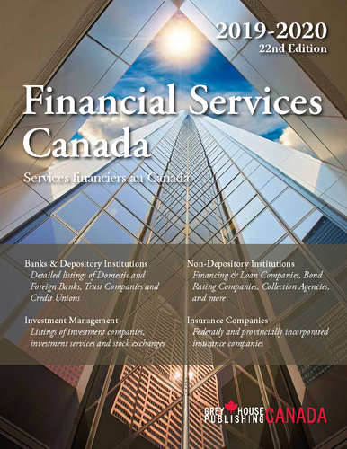 FINANCIAL SERVICES CANADA 2019 - 2020