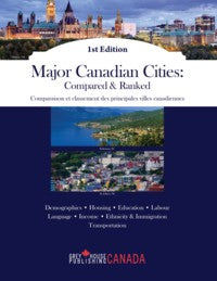 MAJOR CANADIAN CITIES