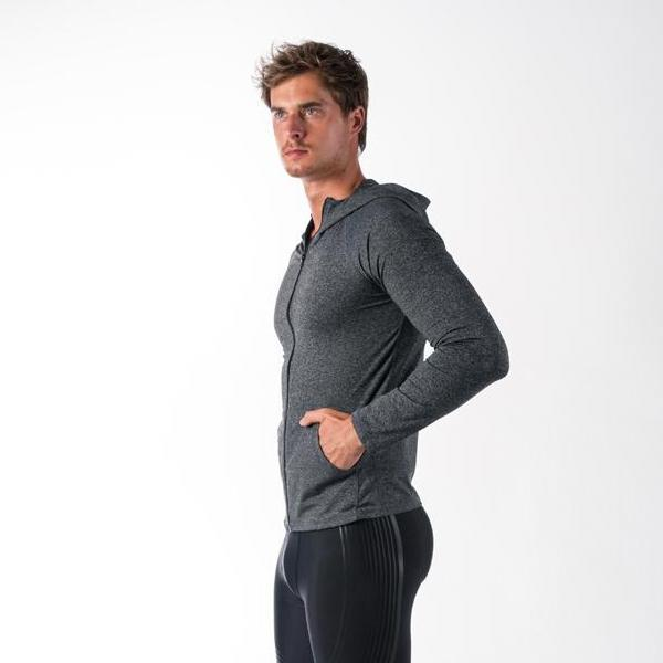 Anti-Sweat Workout Hoodie