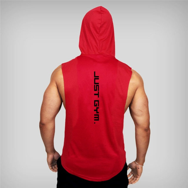 Mens sleeveless fashion tank top