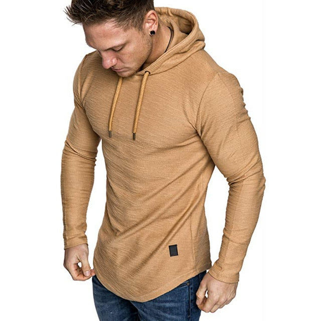2021 New Men's Workout hoodie