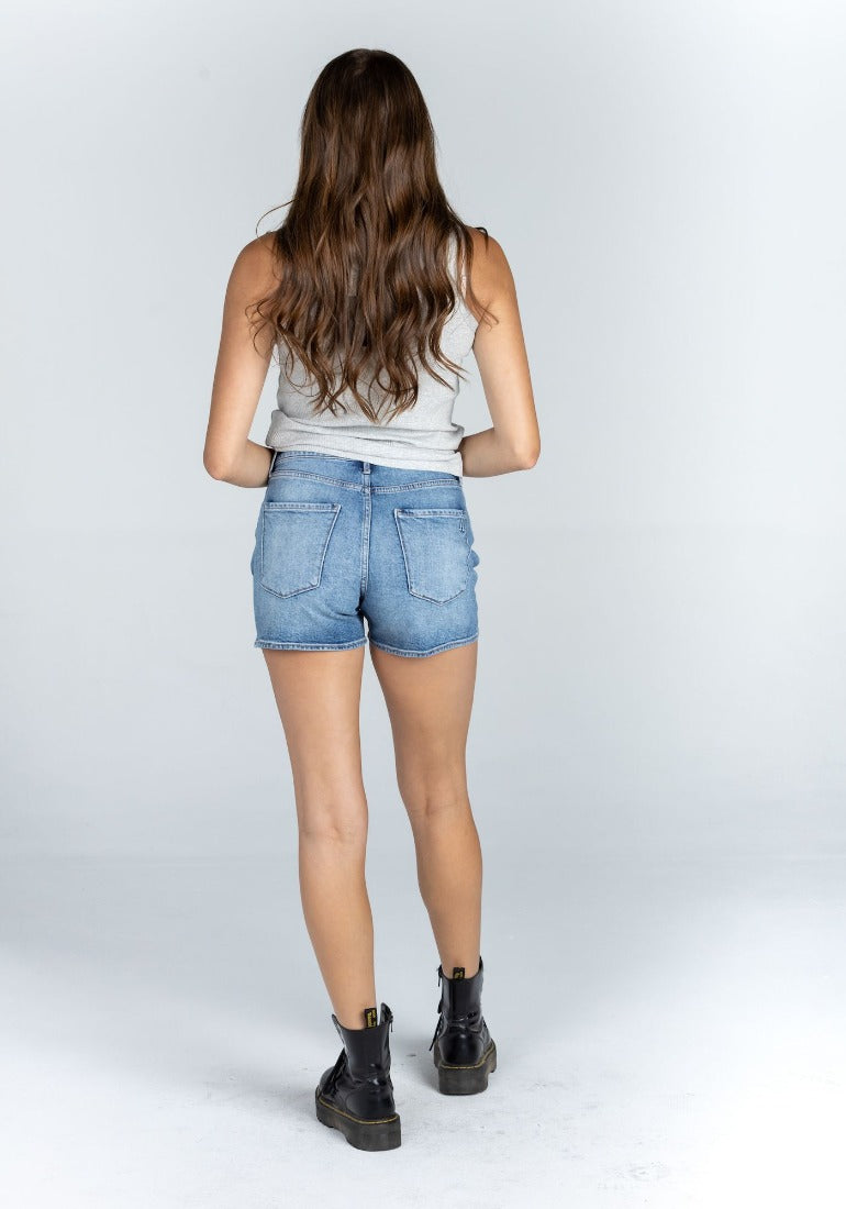 Articles of Society Ziggy Denim Shorts | Bella Lucca Boutique