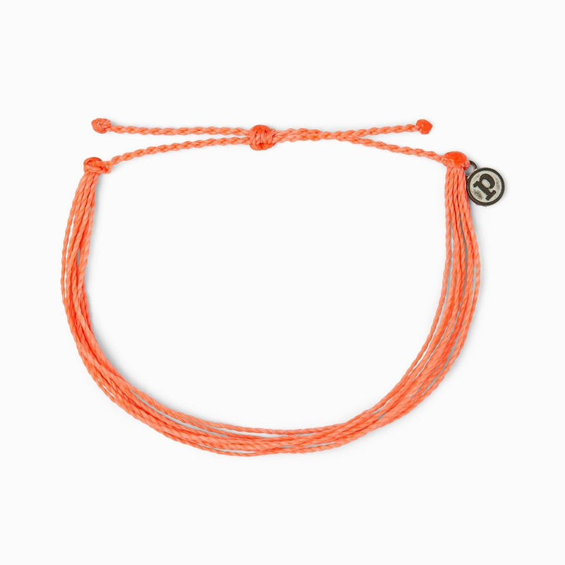 PURA VIDA ANKLET - STRAWBERRY