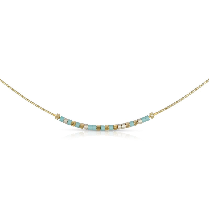 MORSE CODE NECKLACE | REDEEMED