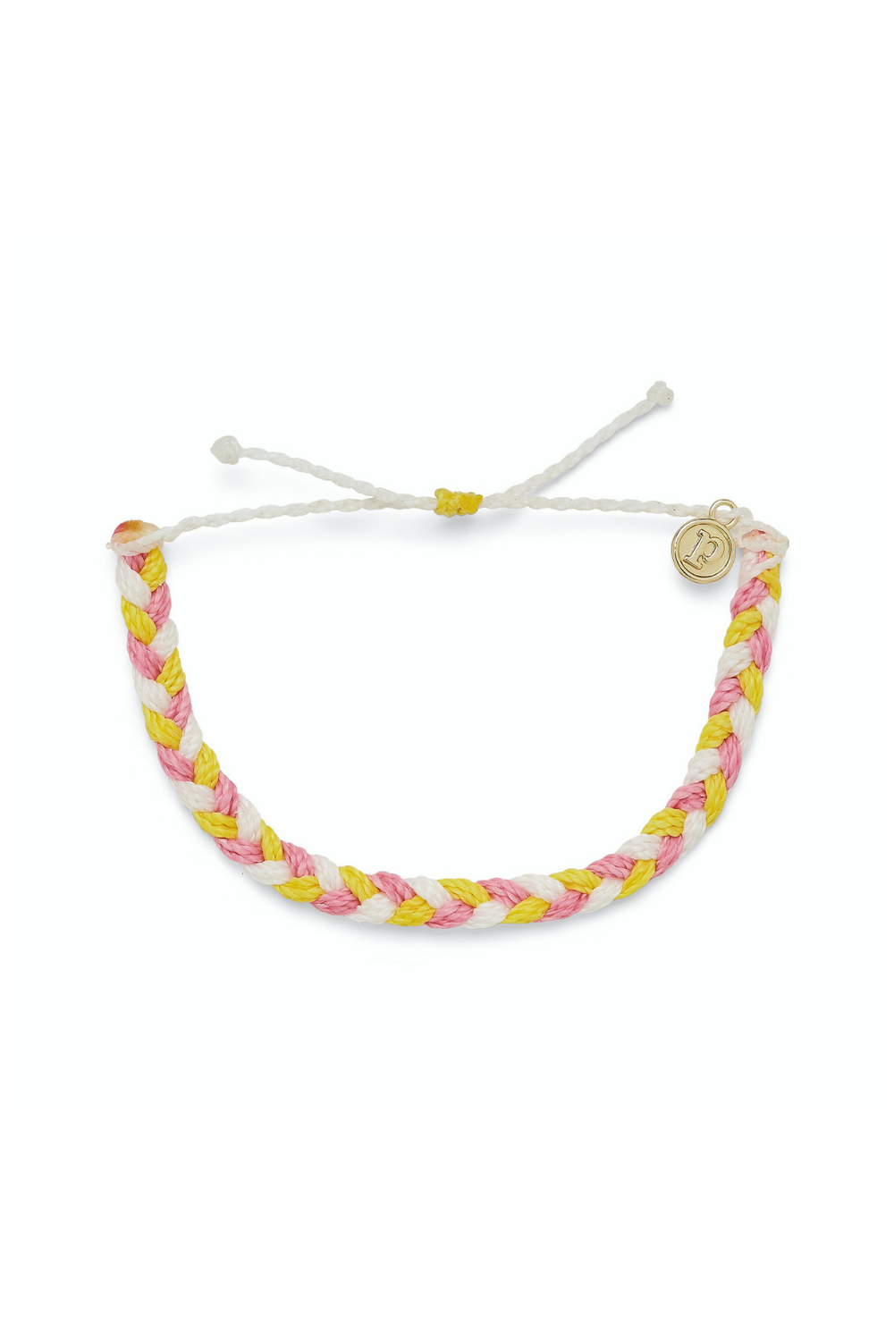 Pura Vida Strawberry Lemonade Multi Braided | Bella Lucca Boutique