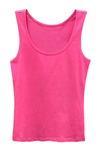 Boutique Tank Top Fluorescent Pink | Bella Lucca Boutique