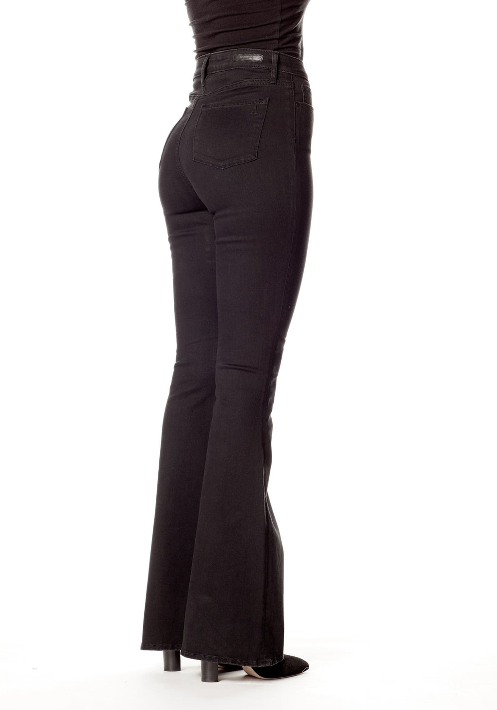 THE BRIDGETTE HIGH RISE FLARES