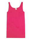 Yahada Wide Strap Seamless Tank Top-Fuschia