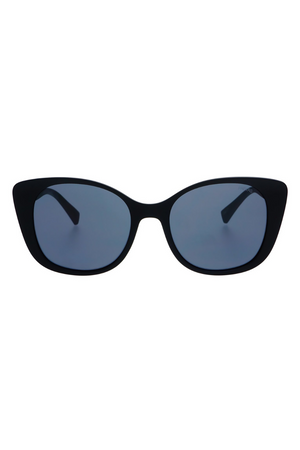 Freyrs Honey Sunglasses | Black Cat-Eye