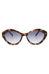 Freyrs Jade Sunglasses | Tortoise Cat Eye