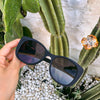 Freyrs Honey Sunglasses | Black