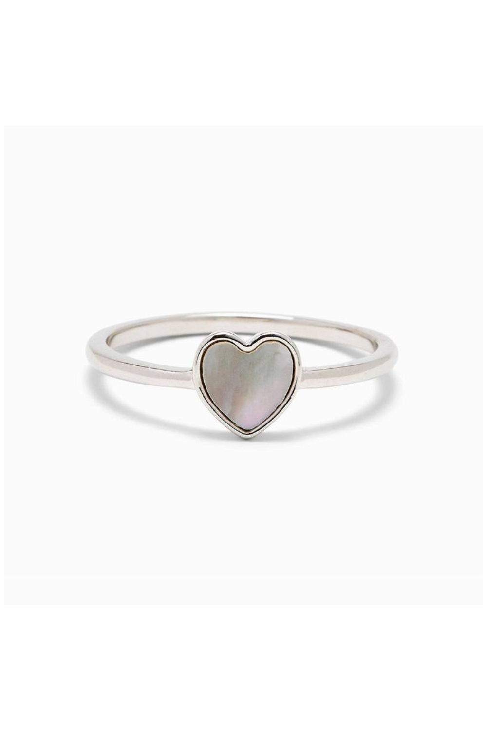 Pura Vida Heart of Pearl Ring | Bella Lucca Boutique