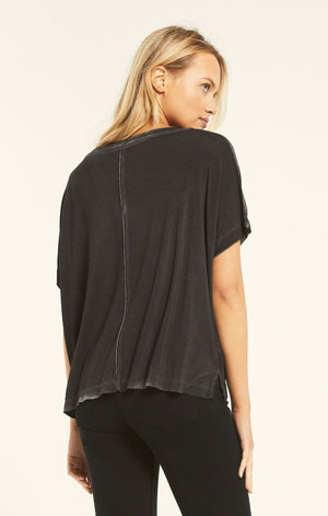 Z-Supply-Mischa-Sleek-V-Neck-Tee-Back-Seam