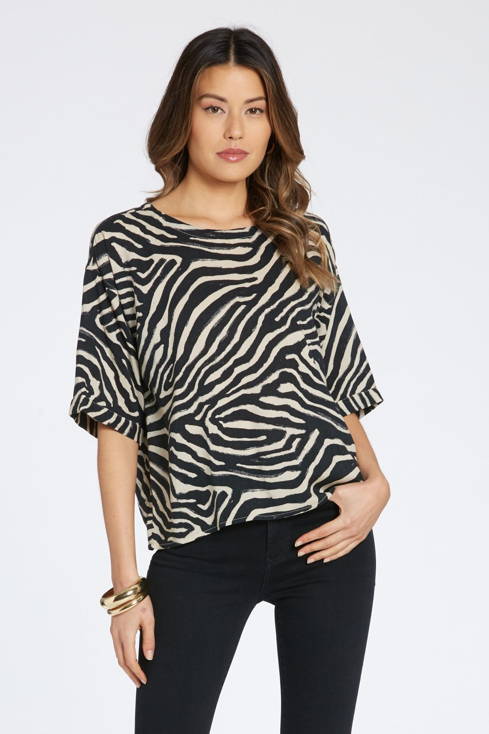 Zebra Safari Blouse