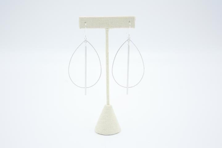 HOOP SPIKE EARRINGS
