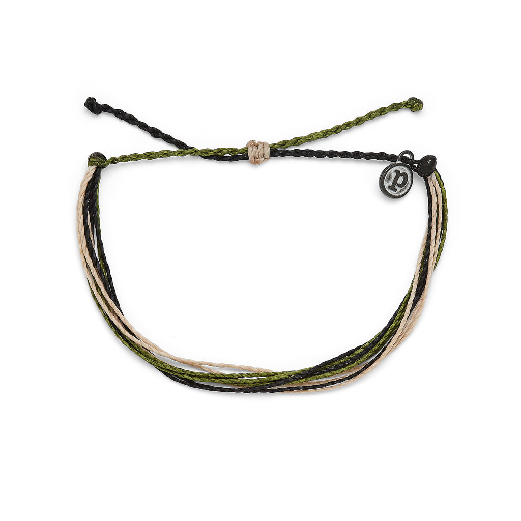 Pura Vida Camo for Our Troops Bracelet Bella Lucca Boutique
