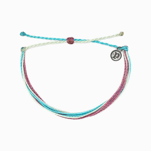 PURA VIDA BRIGHT ORIGINAL BRACELET - GOOD VIBES
