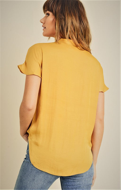 Reset by Jane Mustard Esme Blouse