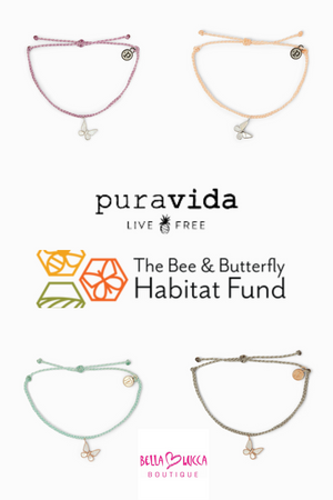 Bee & Butterfly Habitat Fund | Bela Lucca Boutique