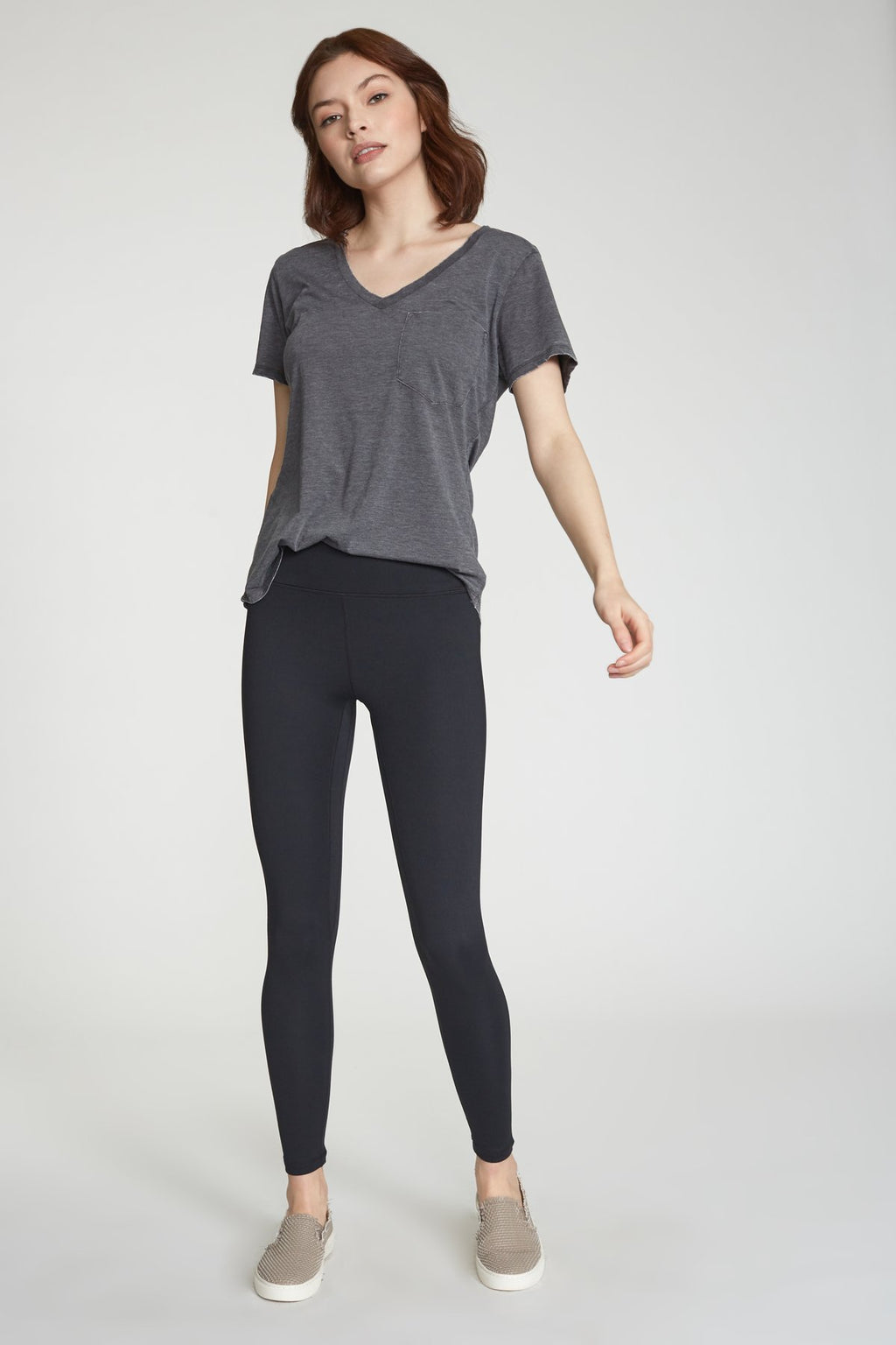 another love second skin performance leggings black