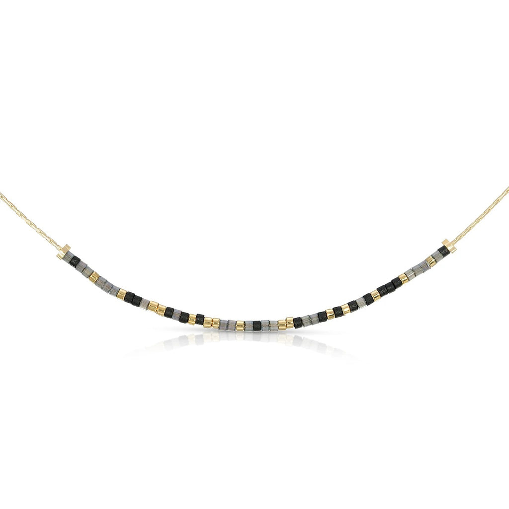 MORSE CODE NECKLACE - YOU'RE MY PERSON