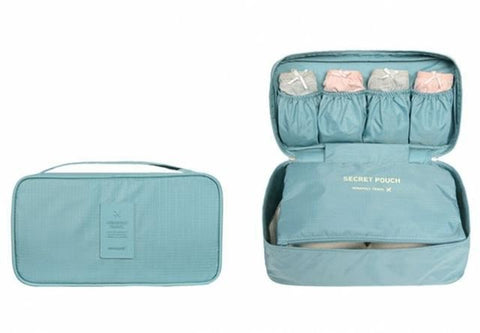 Smart Bag Underwear Women Sky Blue