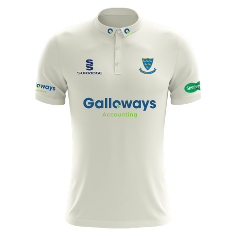 Sussex CCC County Championship Replica Shirt - 20/21