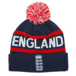 We Are England Cricket Bobble Hat