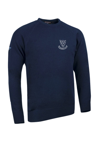 Sussex CCC Lambswool Blend Crew Neck Jumper