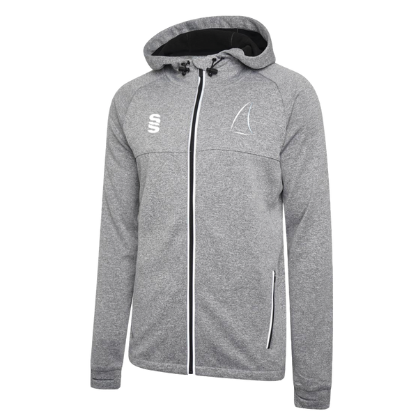 Sussex Sharks Zipped Hoodie