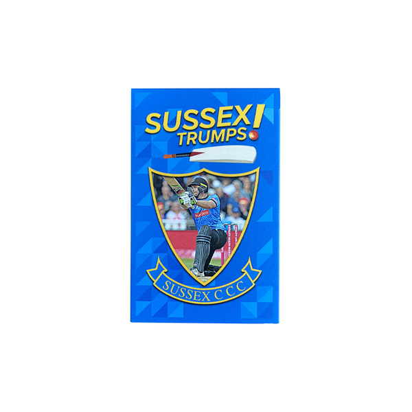 Sussex Trumps Card Game