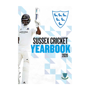 Sussex Cricket Yearbook 2020