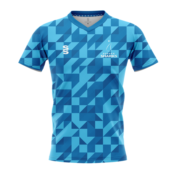 Sussex Sharks T20 Replica Shirt - 20/21