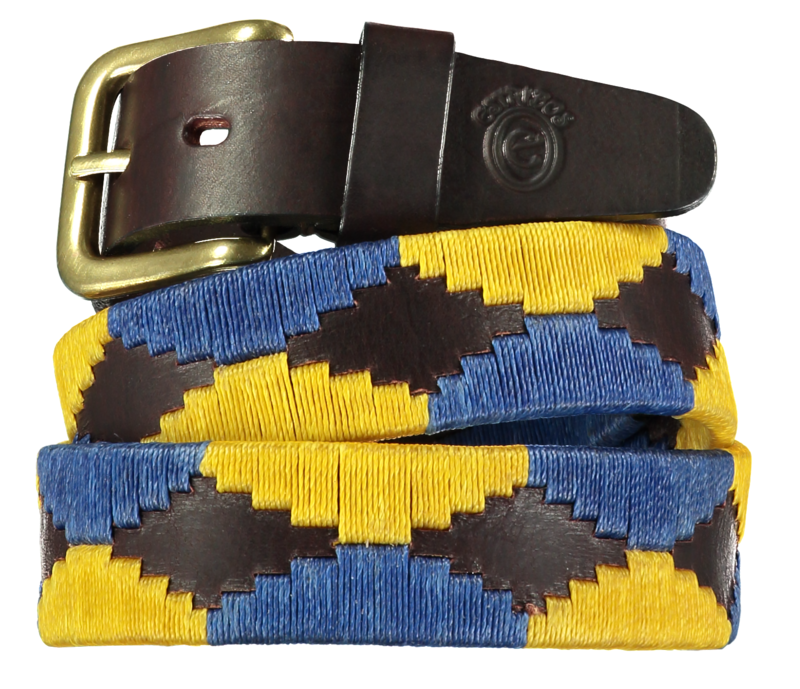 Matthew Hobden Trust Polo Belt