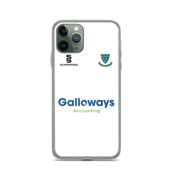 Sussex CCC County Championship Replica Shirt iPhone Case