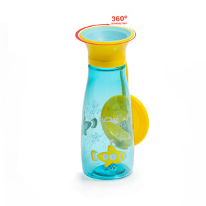 NEW!! WOW CUP Mini - Yellow Submarine, 12 oz/350 ml