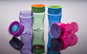 WOW CUP for Kids Transition Cup Color Options