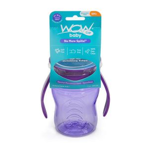 WOW CUP for Baby 360 Transition Cup - Purple, 7 oz. /207 ml