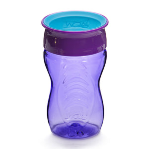 WOW CUP for Kids 360 Drinking Cup - Purple, 10 oz. /296 ml