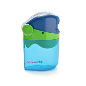 Snackpals® Snack Dispenser - Blue/Green