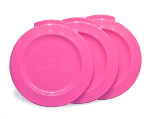 WOW CUP Travel Lids - 3 Pack - Pink