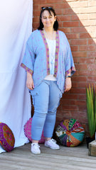 Zinnia kimono inspired jacket from the Boho Collection by Rock Those Frocks