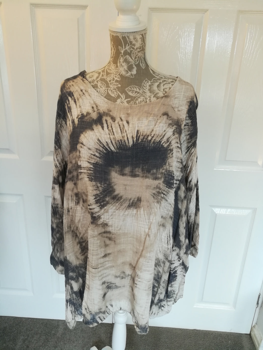 Tye Dye Top - one size 14/24 - £18