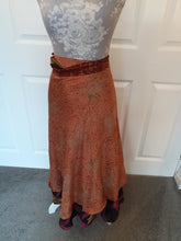 Reversible Sari Skirt - one size 8/18 £25